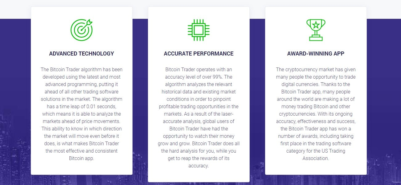 Advantages Offered By Bitcoin Trader