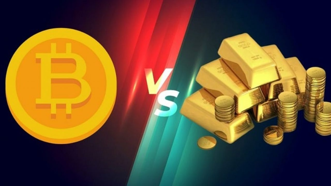 buy gold or bitcoin