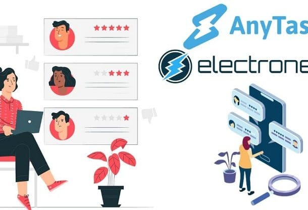 Electroneum and AnyTask Builds a Global Freelance Platform