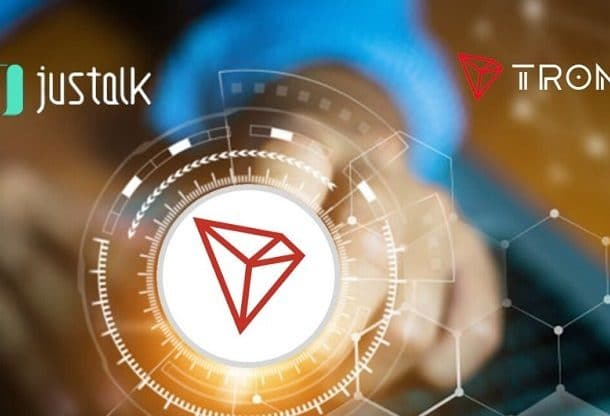 JUSTALK joins TRON ecosystem