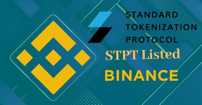 STPT Listed on Binance