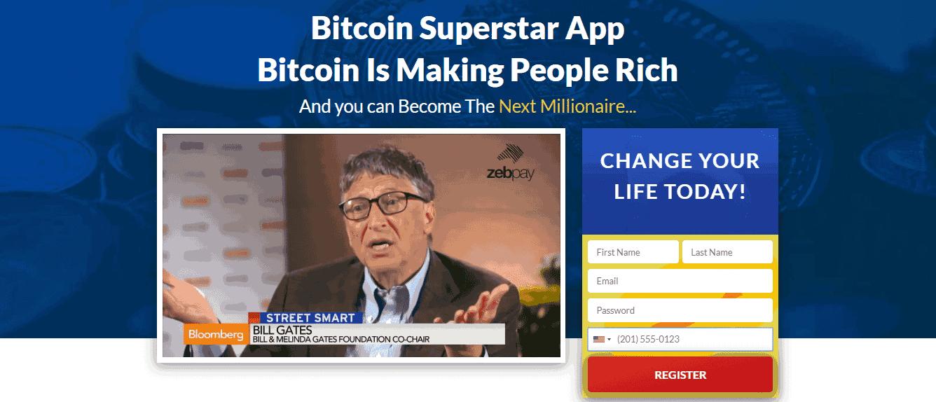 Bitcoin Superstar - Best Auto Trading Platform