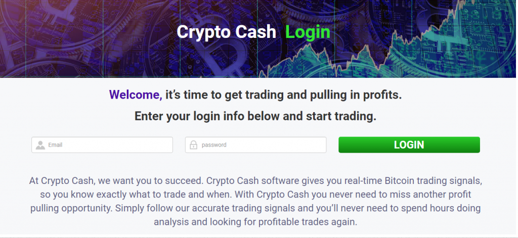 Crypto Cash Reviews – Start Trading with Crypto Cash