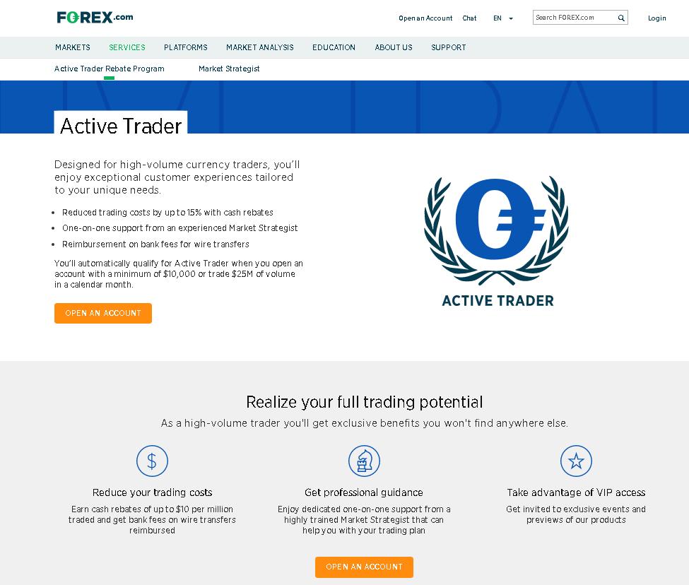 Forex.com Reviews – Active Traders of Forex.com
