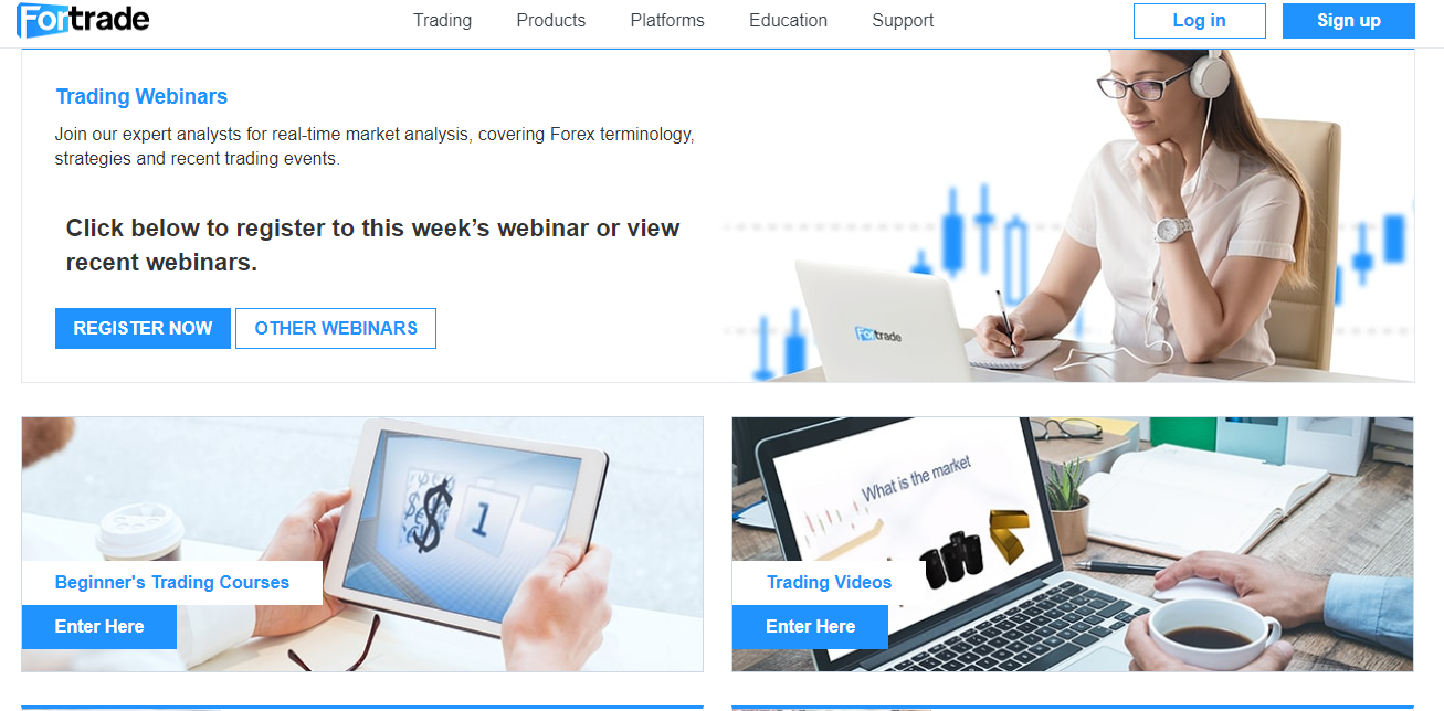 Fortrade Reviews – Fortrade Imparting Education