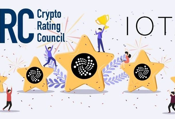 IOTA Was Rated High Score by Crypto Ratings Council