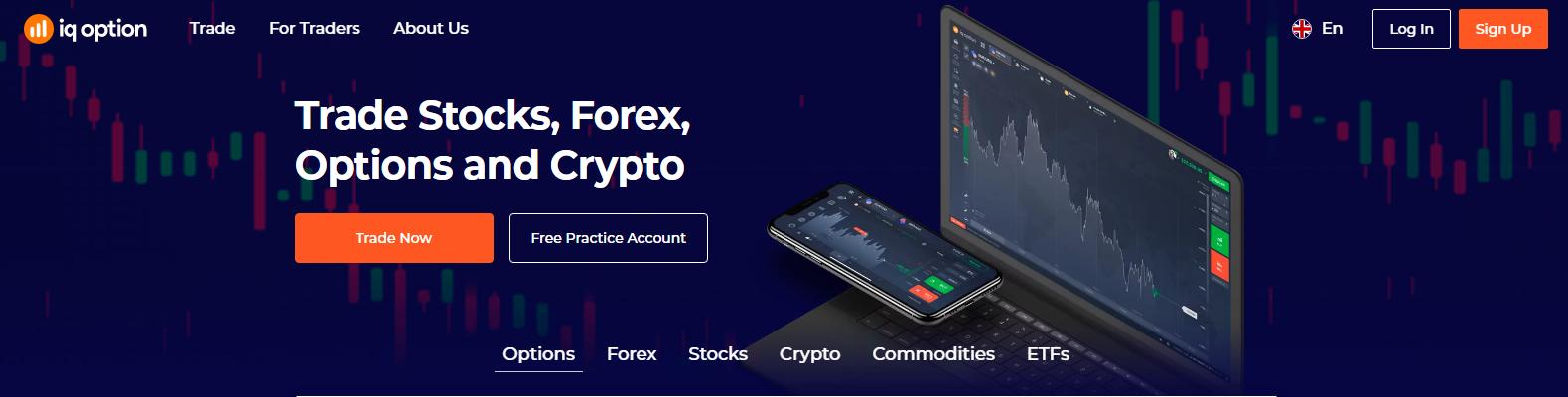 IQ Option Reviews – Best Binary Option Trading platform