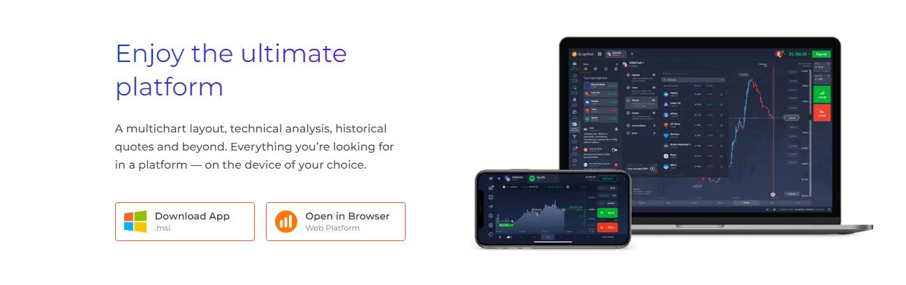 IQ Option Reviews – Enjoy the Ultimate Platform