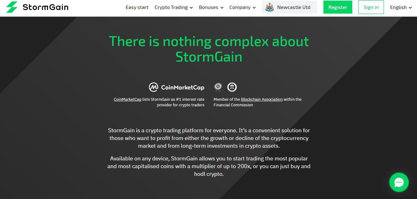 StormGain Reviews – Is it legit?