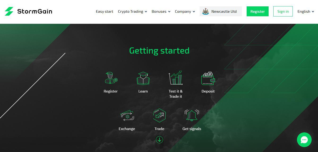StormGain Reviews - Get Started with it