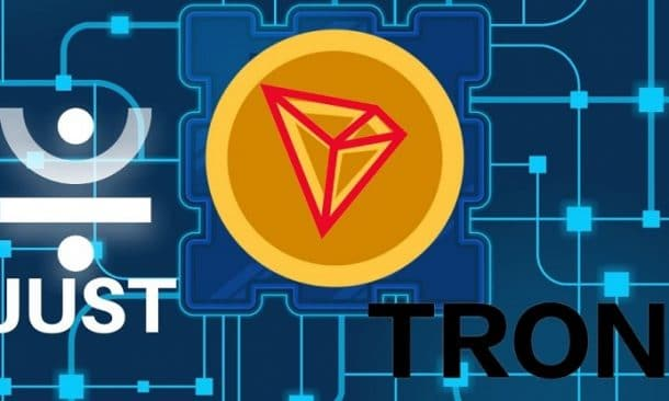 TRON Deals Into DeFi Application With Its Latest Dapp Called JUST