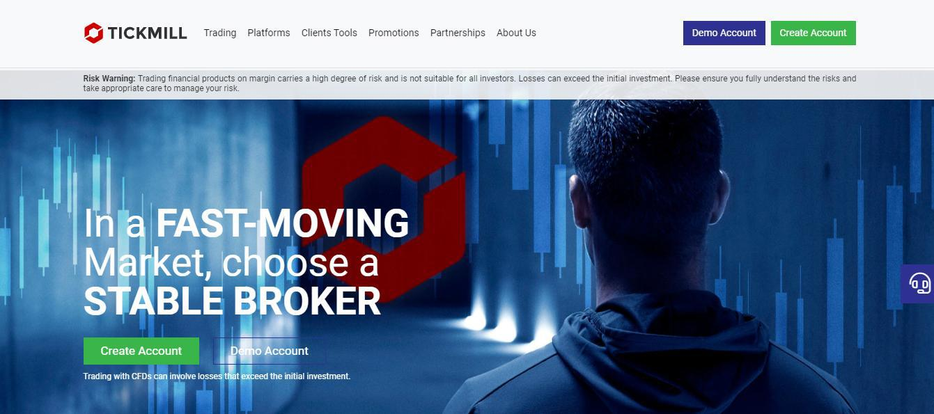 Tickmill Review – Leading Forex Brokers