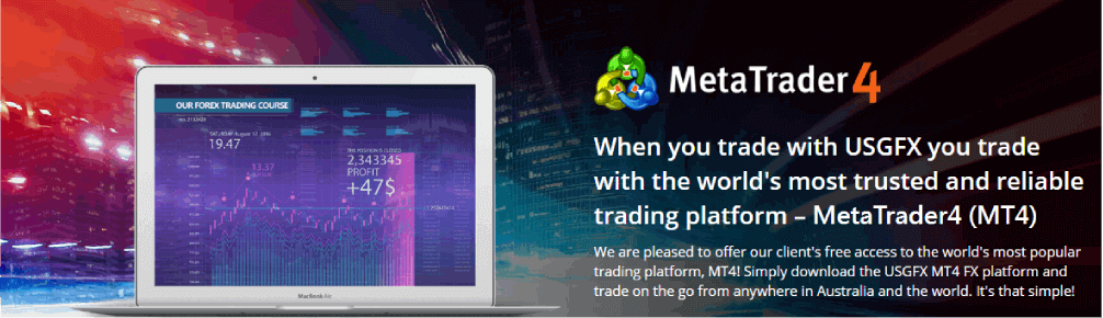 USGFX Reviews – MetaTrade Platform