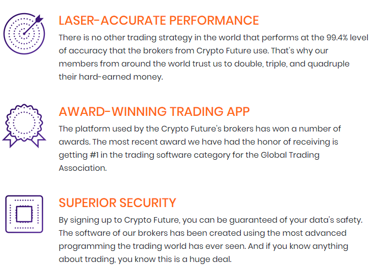 Crypto Future Features