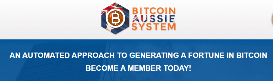 Bitcoin Aussie System Reviews – Auto Trading Platform Bitcoin Aussie System