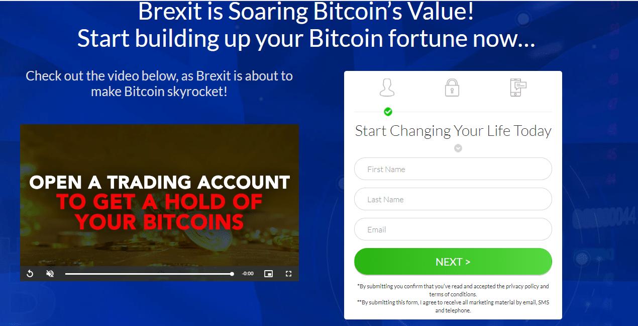 brexit trader bitcoin