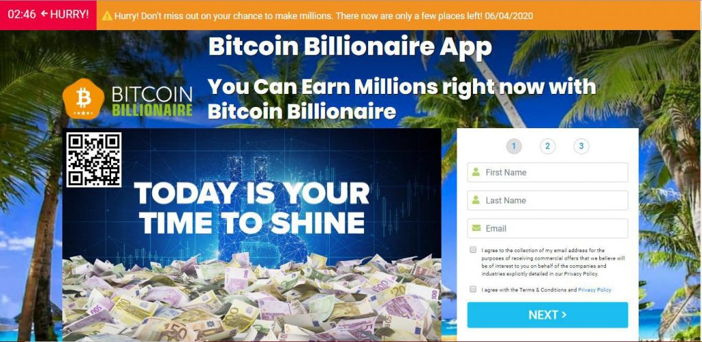 Bitcoin Billionaire Reviews – Overview of Bitcoin Billionaire