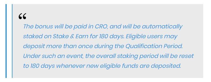 Crypto.com shared a blog post