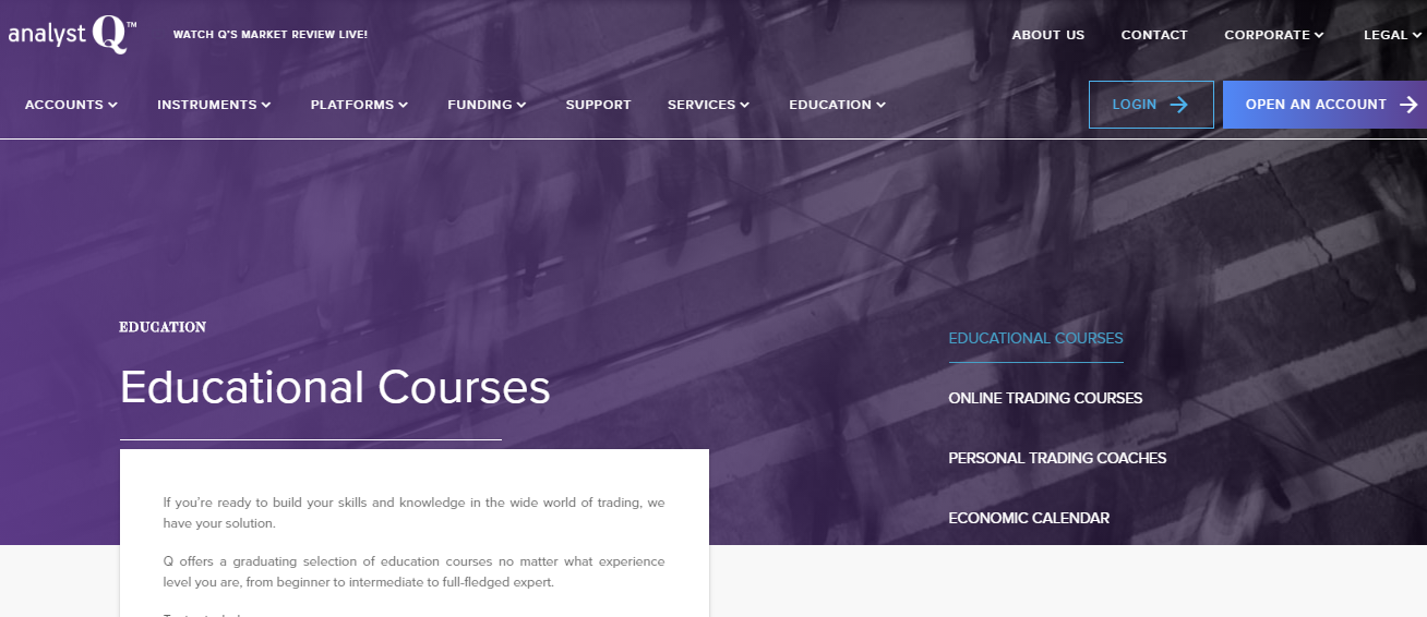 AnalystQ Reviews – Educational Courses
