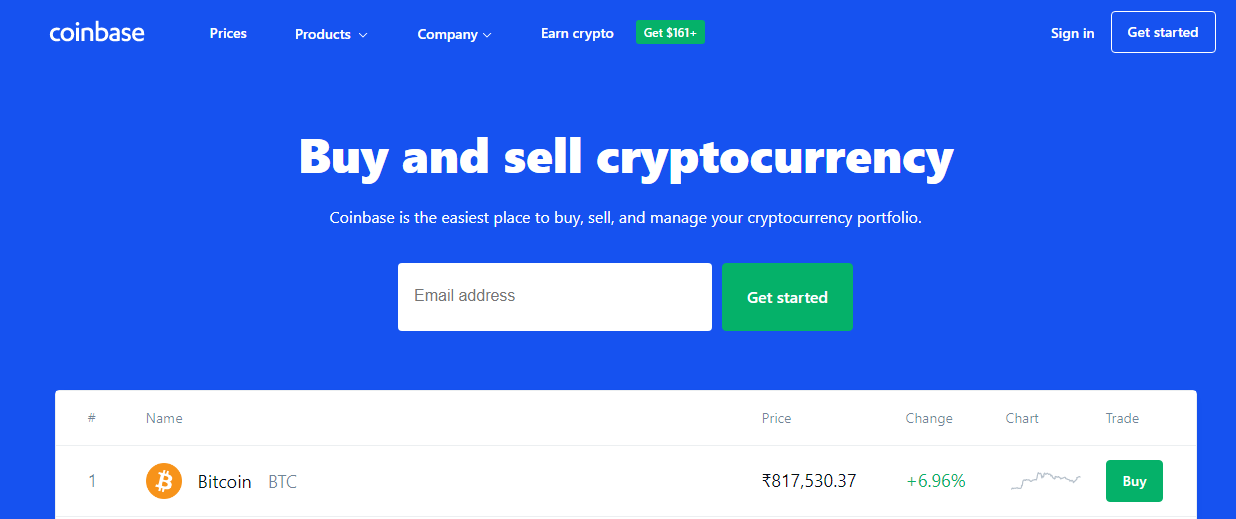 Coinbase – How To Buy Bitcoins With Credit Card
