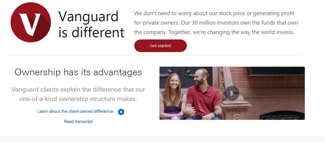 Vanguard Reviews - Why to choose Vanguard