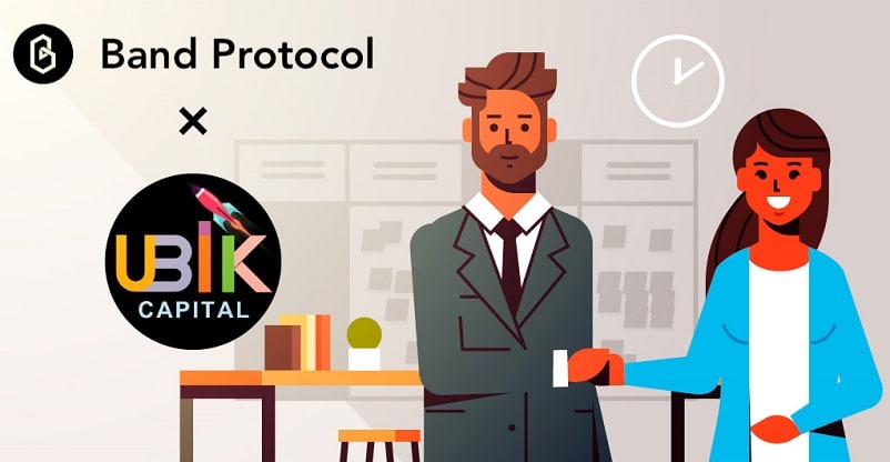Band Protocol Join Hands With Ubik Capital Firm