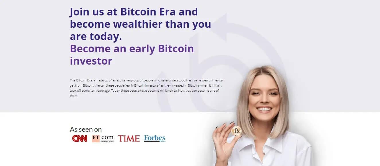 bitcoin era platform