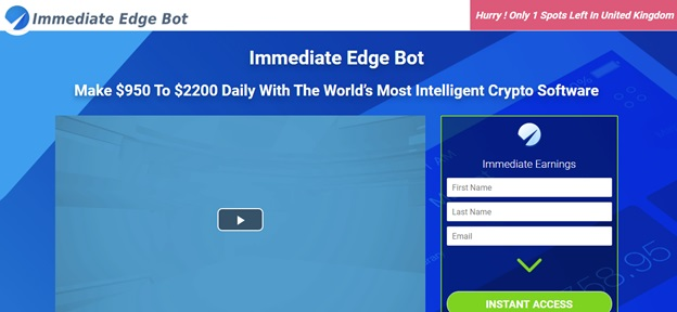 Immediate Edge Reviews – Trading Platform
