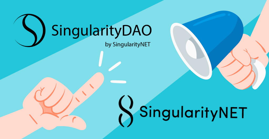 SingularityDAO solution announced by SingularityNET