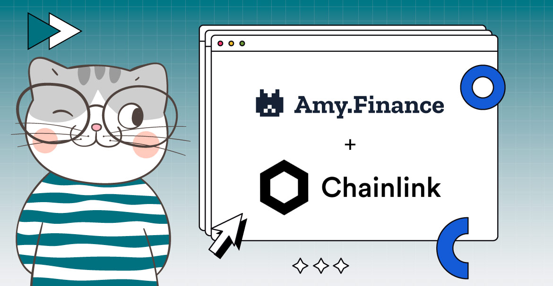 Amy Finance to Merge Chainlink Price Feeds on Arbitrum