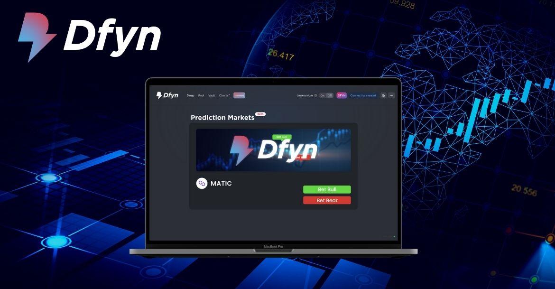 Dfyn Exchange Launches Beta Prediction Markets